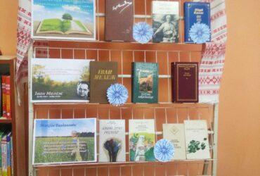 Выставы ў Адэльскай бібліятэцы