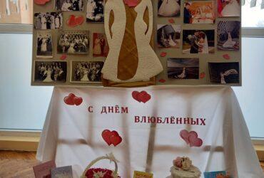 """Выставка-фотоколлаж свадебных фотографий """"Симфония любви"""""""