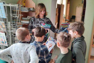 Неделя детской книги в Сопоцкинской ГПБ