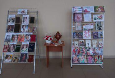 Выставки в Квасовской СБ