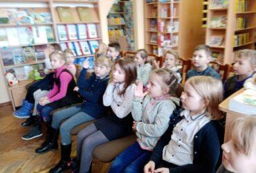 Литературная игра-викторина «По страницам любимых книг» в Квасовской СБ