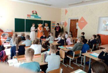 Праздничное мероприятие ко Дню детской книги в Скидельской ГБ
