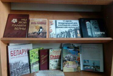 Книжная выставка в Ратичской СБ
