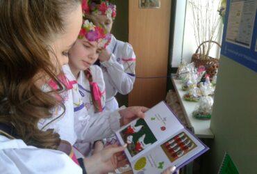 Выставки в Сопоцкинской ГПБ