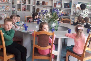Пасяджэнне дзіцячага клуба «Озерчата» «Из поколения в поколение» прайшло ў Азёрскай СБ 12.05.2021