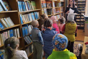 Экскурсія «Дом, где живет книга» прайшла ў Свіслацкай СБ 12.05.2021